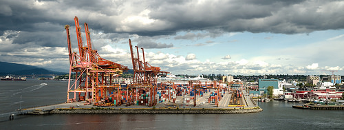 port of vancouver photo