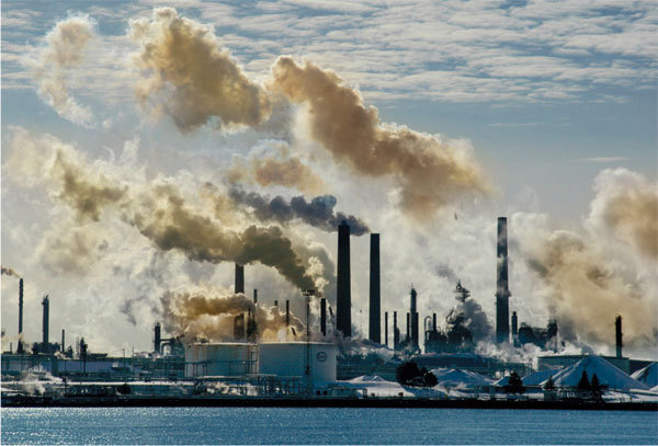Globe Net Inaction On Chemical Valley Threatens Ontario