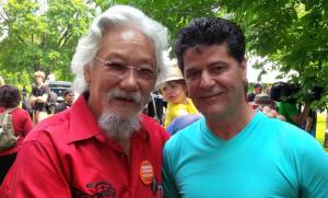 David_Suzuki_and_Iniform_President
