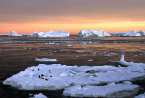 US Military Responds To Arctic Ocean Melting