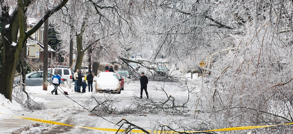 GLOBE-Net The Weather Network launches the Severe Weather