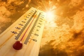 heat in Australia
