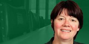 Environmental Audit Committee Chair, Joan Walley