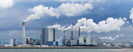 power-plant-smoke-stacks