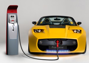 yellow_electric_car_charger